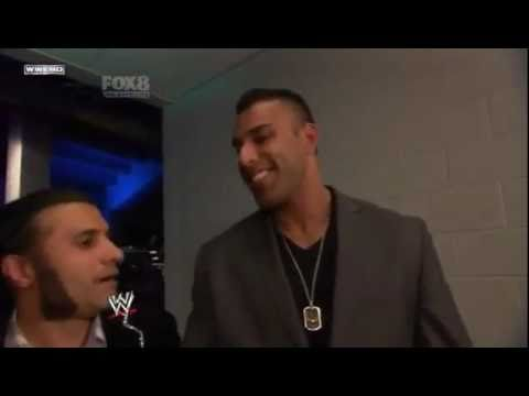 The Great Khali talks to Jinder Mahal - Smackdown 5/6/11