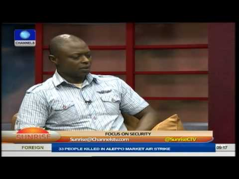Old Military Tactics Won't Bring Success To Fight Against Boko Haram -- Analyst Pt.1