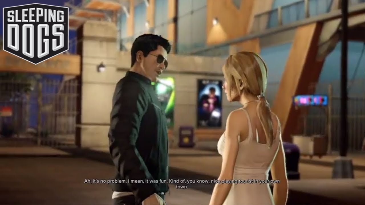 sleeping dogs dating amanda Photograph amanda dating amanda sleeping dogs watch the latest gaming news you pick the lock on his front door, and once inside, you ruin his room aesthetic.