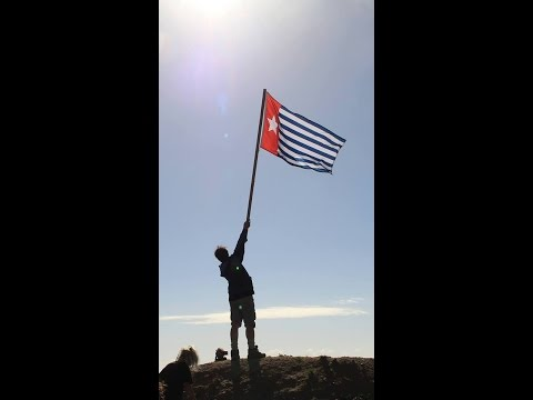 Free West Papua-global Flag Raising December 1st video