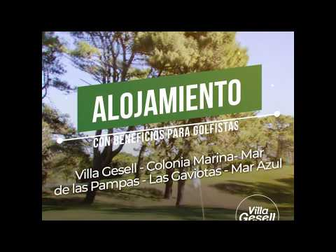 Villa Gesell Golf Tour