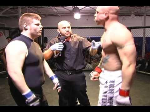 UFS Underground Fights Series MMA Dozer Vs LeeThe Juggernaut Trombley