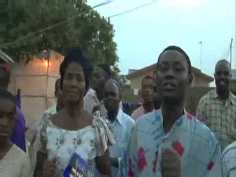 Re-emerging  The Jews Of Nigeria.3gp video