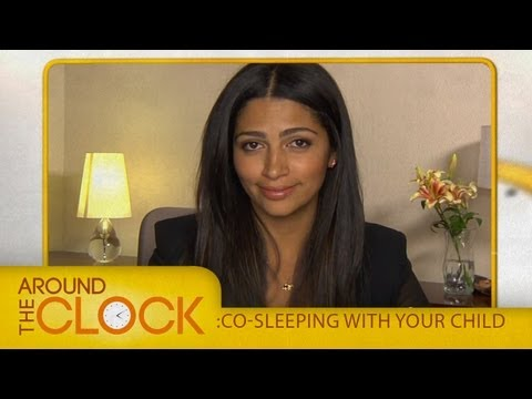 Co-Sleeping with Your Child I Around the Clock I Everyday Health