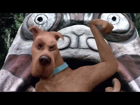 Scooby-Doo (The Movie) but with only Scooby-Doo