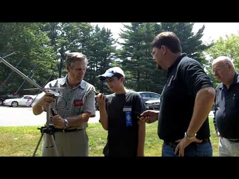 Amateur Radio at Camp Ramah in the Berkshires