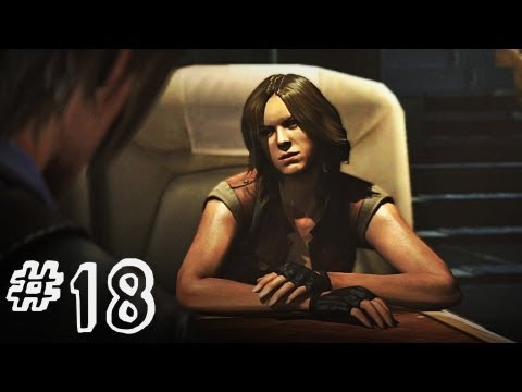 Resident Evil 6 Gameplay Walkthrough Part 18 - BOW - Leon / Helena Campaign Chapter 4 (RE6)
