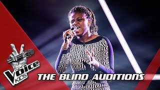 Grace - 'Stand By Me' | Blind Auditions | The Voice Kids | VTM
