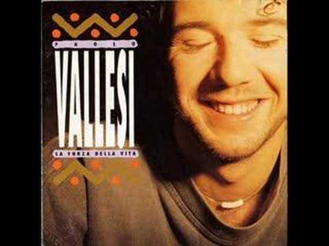 Paolo Vallesi - La Forza della vita Music Videos