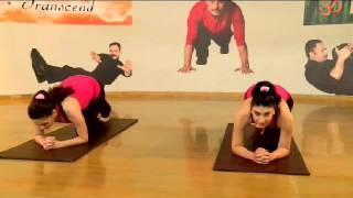 Mickey Mehta's Super Sacred Sexercise Plank Pose