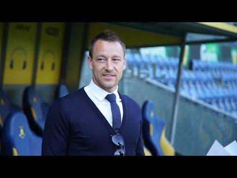 Interview: John Terry besøger Brøndby Stadion | brondby.com
