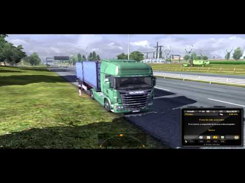 Mod - Som Diretão Scania ETS 2 (Edit: Wagner F.) By: MoD JúNioR (HD)