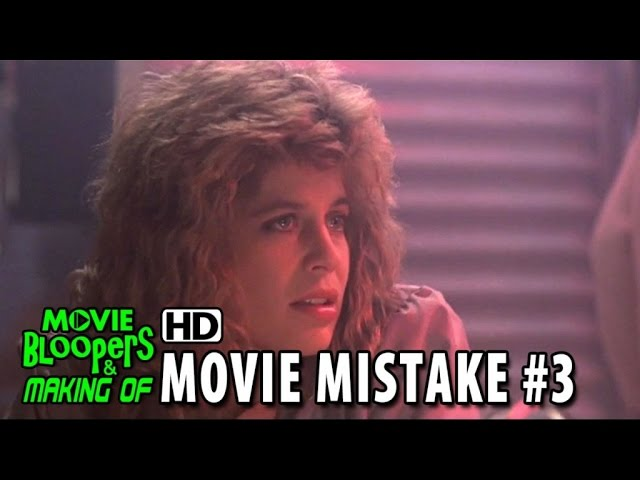 The Terminator (1984) movie mistake #3