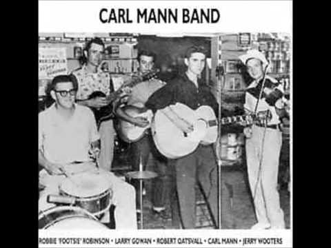 CARL MANN - SOUTH OF THE BORDER - [PHILLIPS 3555]