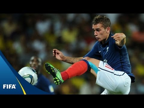 Controversial goal sends France through