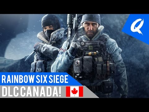 Rainbow Six Siege Gameplay #26 Ô Canada! FR