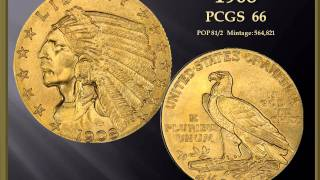 The Underestimated  $2 1/2 Indian Gold Series