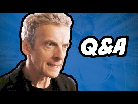 Doctor Who Season 8 Episode 4 Q&A - 50th Anniversary Paradoxes