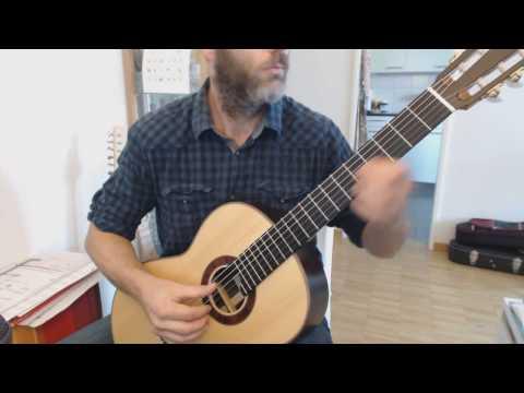 Хулио Сальвадор Сагрегас - Op.19-Marcha