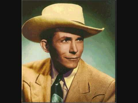 Hank Williams Please don't let me love you