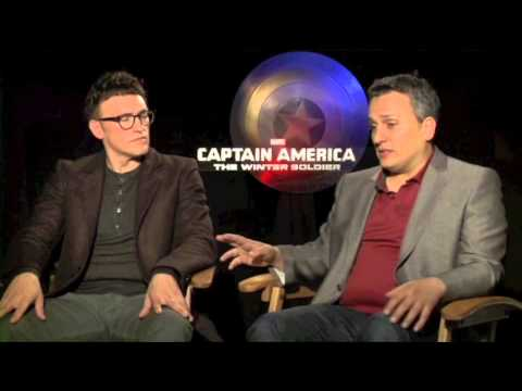 Anthony & Joe Russo: CAPTAIN AMERICA: THE WINTER SOLDIER