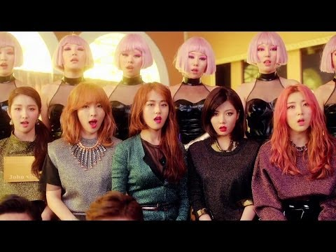4MINUTE -Whatcha Doin' Today [MV]