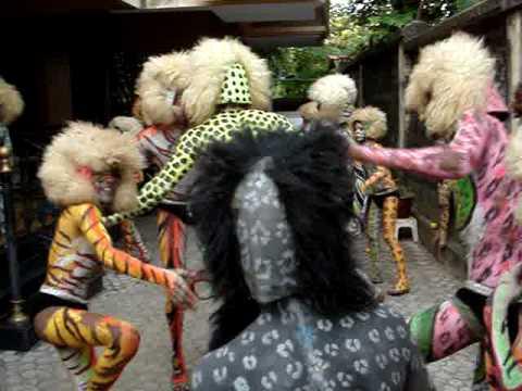 Mangalore Tiger Dance