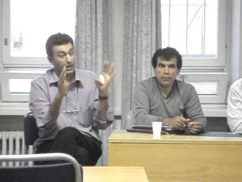 Saman Karim - about Nawshirwan Mustafa and goran (change) in Kurdistan (part I)