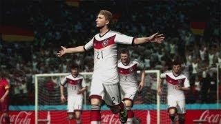 EA SPORTS Fussball-Weltmeisterschaft Brasilien 2014 | Hands On