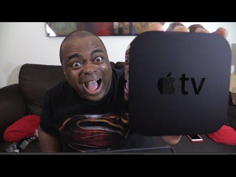  Apple TV Unboxing | Setup | Game Demo! - Lamarr Wilson