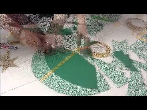 Disfraz rbol de navidad youtube - Arbol tipico de navidad ...