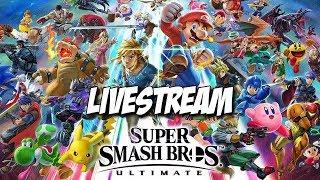 Super Smash Bros. Ultimate Livestream - Nintendo Switch 12/9/18