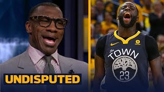 Shannon Sharpe on Charles Barkley saying he'd punch Draymond Green | NBA | UNDISPUTED