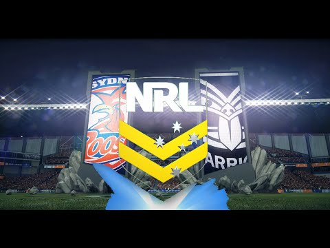 Rugby League Live 3: BE A PRO NRL 2018 (Round 24) Roosters!
