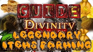 Ornate Chests - Divinity: Original Sin - Legendary Item Farming GUIDE/Tutorial/Tips/Tricks