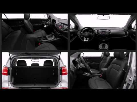 2012 Kia Sportage Video