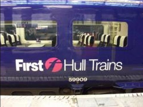 First Hull Trains First Class Class 180 'adelante First Hull
