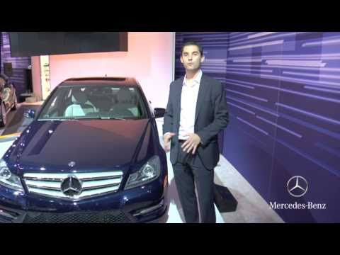 2012 Mercedes-Benz C250 Sedan -- New C-Class Redesign