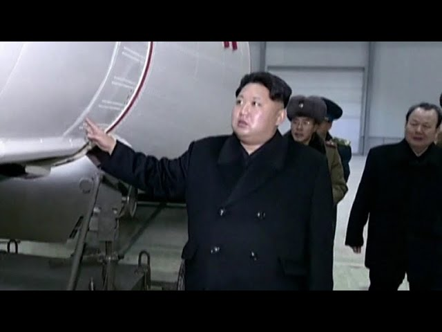 "North Korea tests ""ultramodern tactical weapon"""