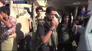 استمرار المواجهات بجنوب اليمن بين الحوثيين والمقاومة الشعبية
