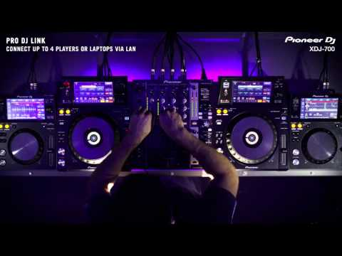 Pioneer DJ XDJ-700 Official Introduction