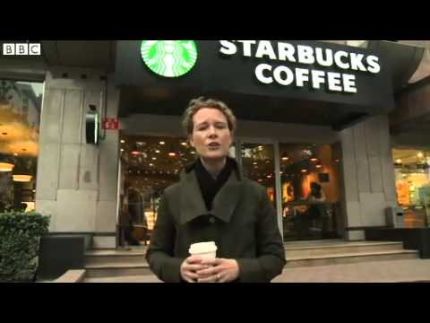 BBC News Starbucks China pricing  Storm in a coffee cup