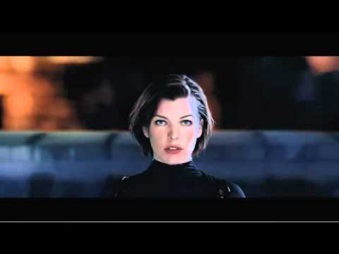 Resident Evil 5: Retribution trailer en español