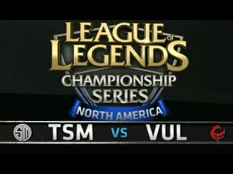 Team SoloMid vs Vulcun - LCS NA Summer Split, Week 1 Day 3