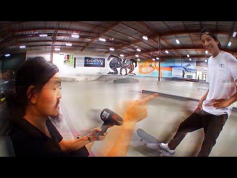 Louie Lopez & Mason Silva - How Fast Can You Kickflip?!