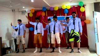 MJ group funny dance on old Hindi songs