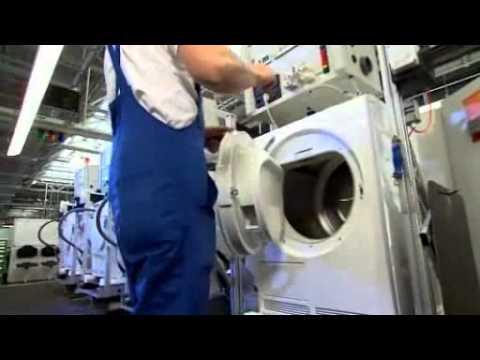 Test każdej pralki Miele opuszczającej linię produkcyjną Topmarket.pl