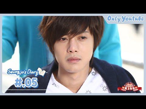 [장난스런 키스] 승조의 일기 5화 (naughty Kiss Seung Jo's Diary 5) video