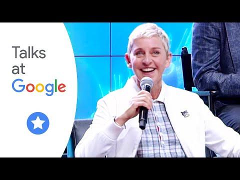 "Disney•Pixar ""Finding Dory"" | Talks at Google (in 360°)"
