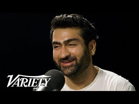 Kumail Nanjiani Talks His New Comedy 'Stuber' & Marvel's 'The Eternals'